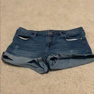Chip+Pepper Jean Shorts SZ 32